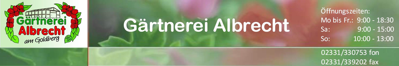 Blumen-Albrecht